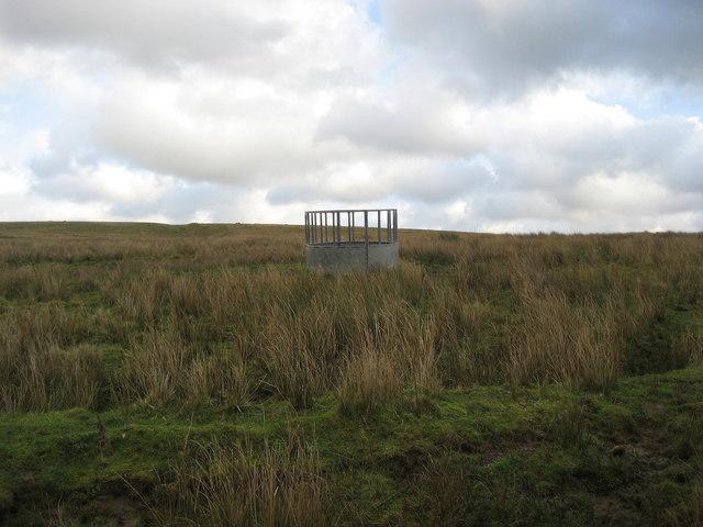 Moors east of Winterburn Reservoir