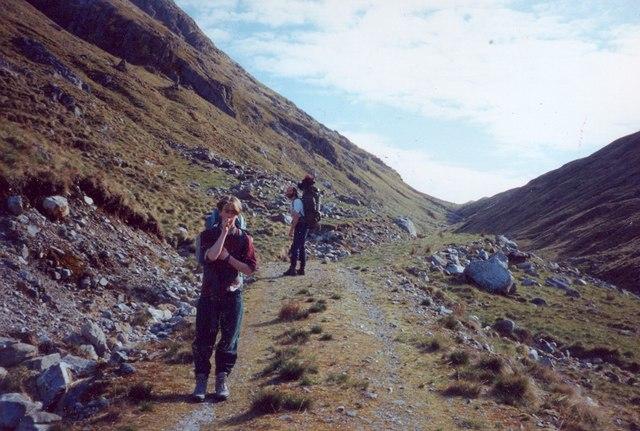 Upper Glen Finnan