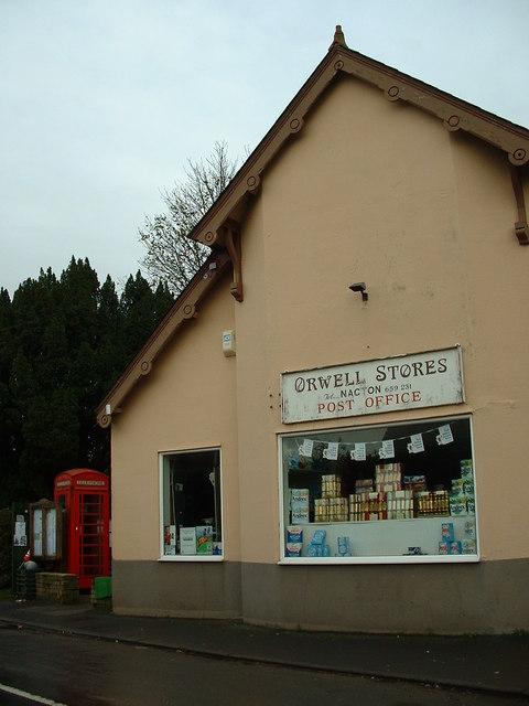 Orwell Stores Nacton