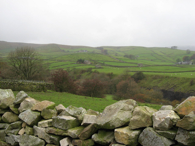 Looking Towards Faw Head