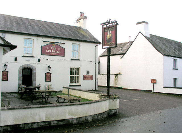 Six Bells, Penmark