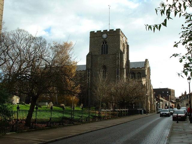 St.Marys Bury St.Edmunds