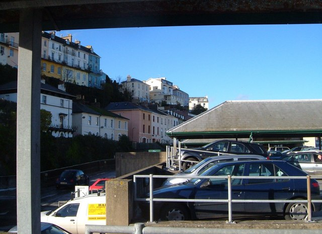 Fleet Walk car park, Torquay