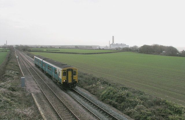 The Vale of Glamorgan Railway Line