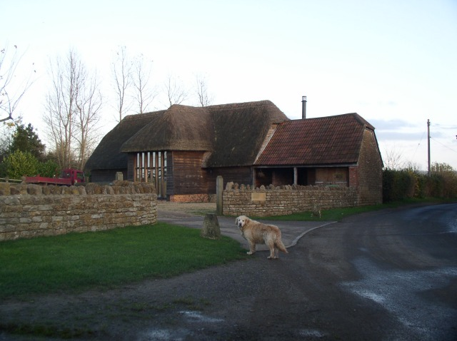 Old Abbey Barn, Bremhill