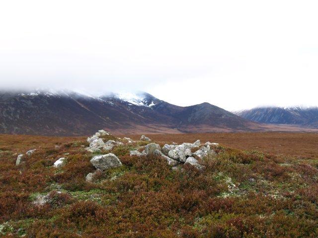 Summit, Carn Elrig Mor