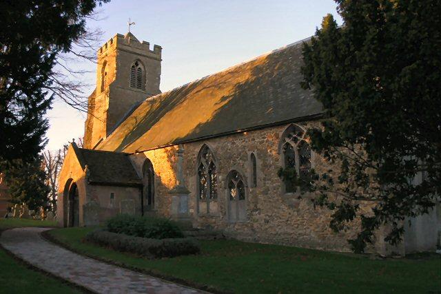 Coveney Church