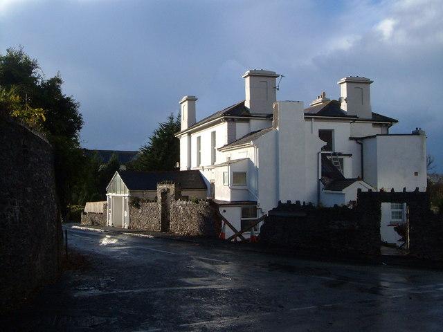 Aberfeldy , Upper Braddons Hill Road