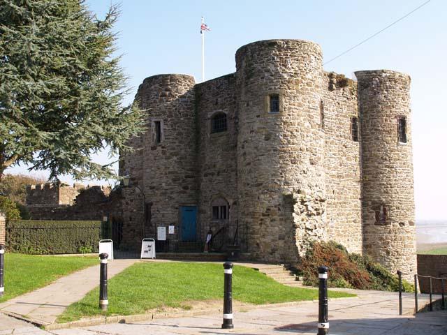 Rye, tower