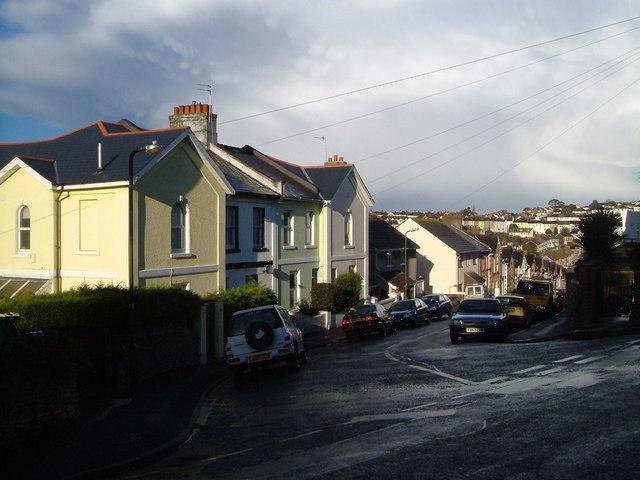 Princes Road West, Torquay