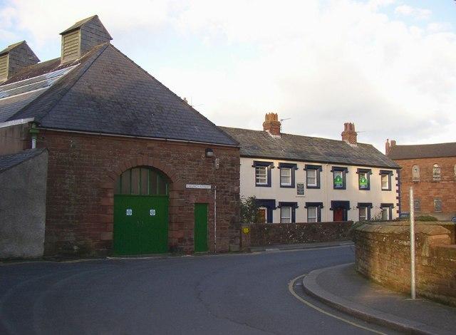 Former Almshouses, Church Street