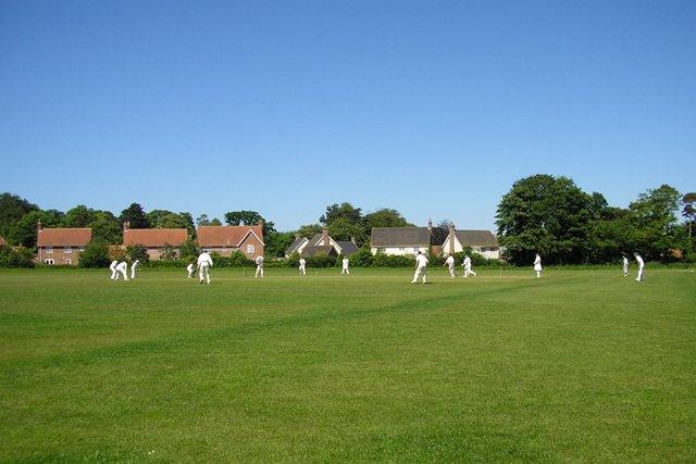 Metlon St. Audry's Cricket Club & Melton Park