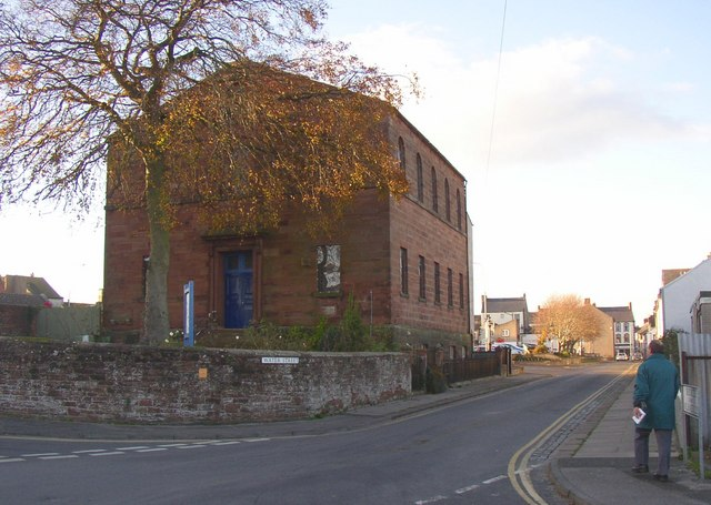 United Reformed Church, Water Street, Wigton
