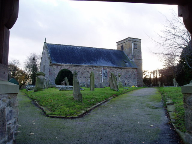 St Mary's Church, Leebotwood