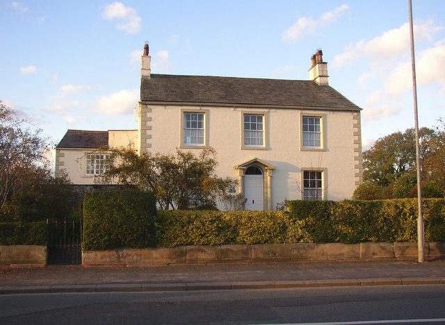 Burnfoot House, Wigton