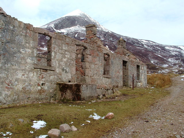Cottages at Tigh-na-sleubhaich
