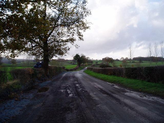 Shropshire lane