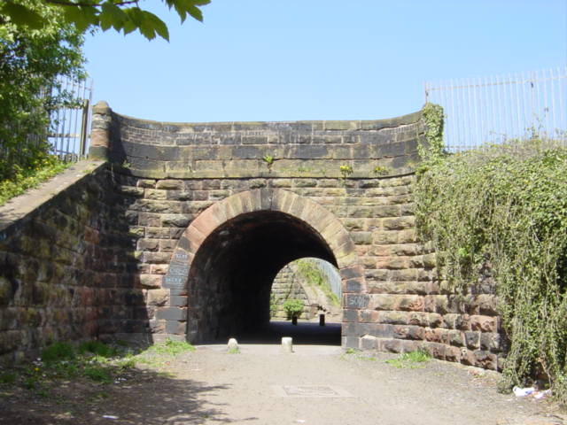 Railway Bridge near Sawpit Park
