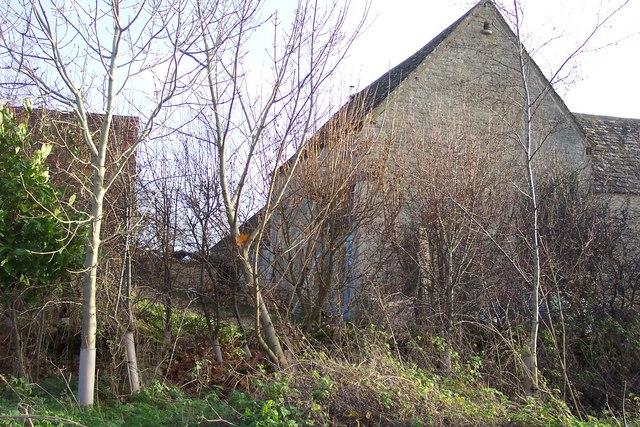 Cirencester Barn. near Calmsden.