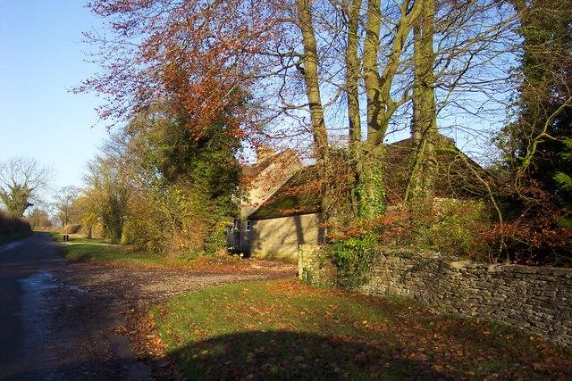 Late autumn colour at Poulton Grange.