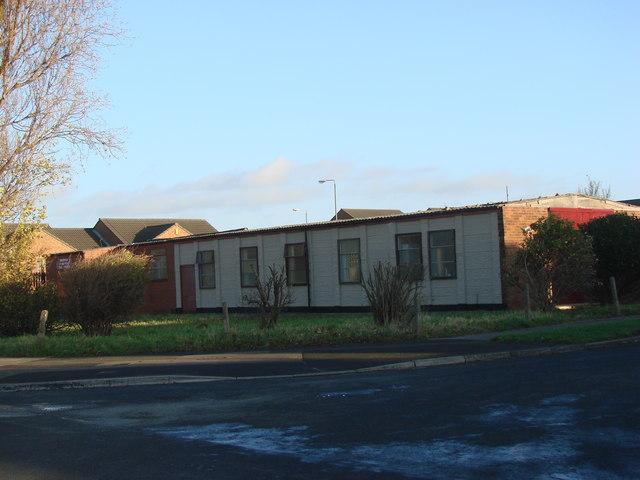 The Evangelical Free Church, Eastmoor Estate.