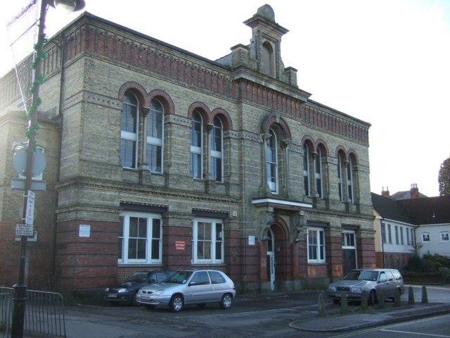 Dorking Old Fire Station