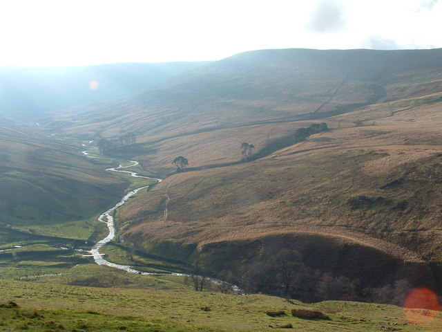 West Cragdale, Long Gill