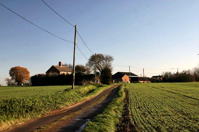 Bullswood Farm, Cockfield