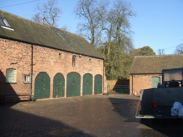 The Farmyard at Northycote Farm