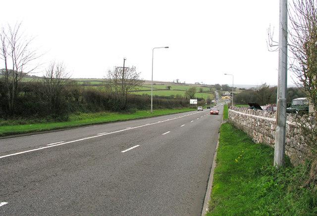 A48 - Brocastle