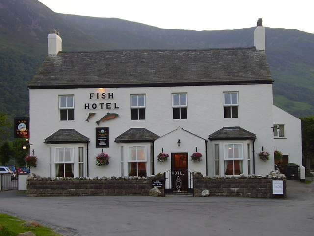 Fish Hotel Buttermere