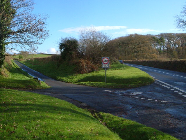 Junction at Waye Farm