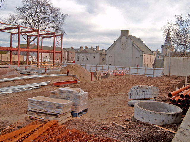 Nairn Community Centre - not long to live
