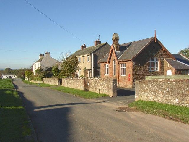 Former school, Blencarn, Culgaith CP