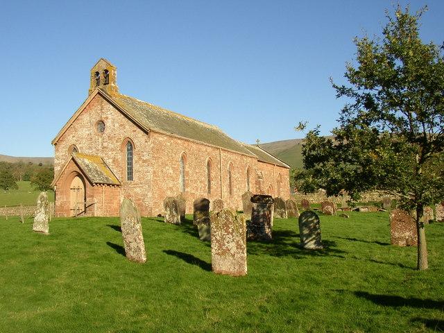 St Lawrence the Martyr's Church, Kirkland, Culgaith CP