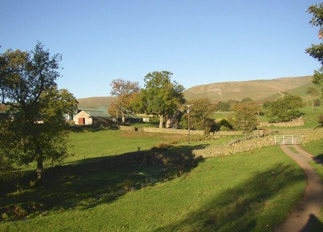 Ranbeck Farm, Kirkland, Culgaith CP