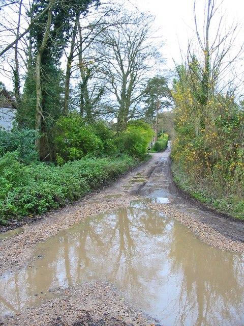 Marl Lane Fordingbridge Hampshire