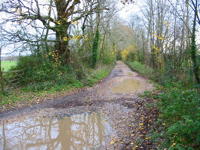 Puddleslosh Lane Fordingbridge Hampshire