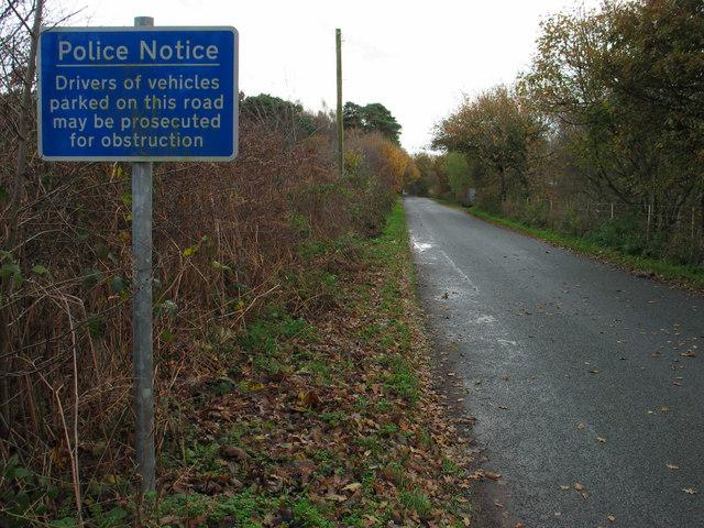 Hogshead Lane