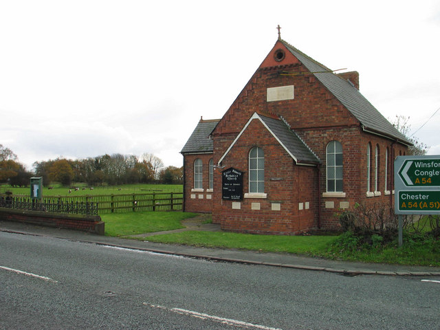 Little Budworth Methodist Church