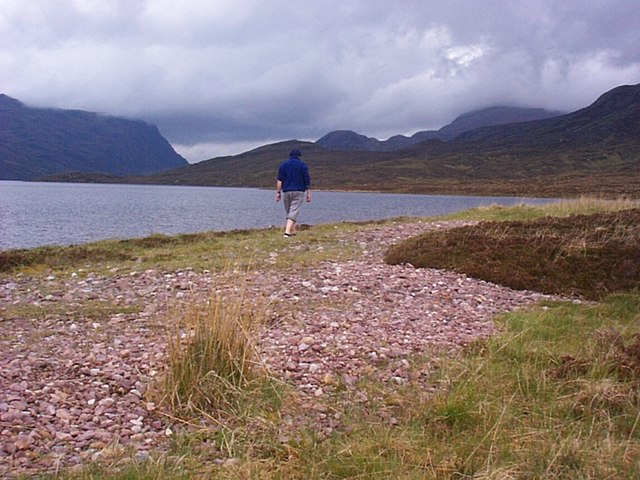 North Side of Lochan Fada