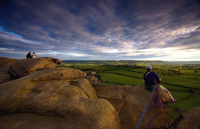 Almscliffe Crag