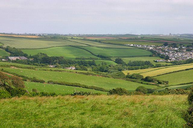 Farmland West of Porthleven