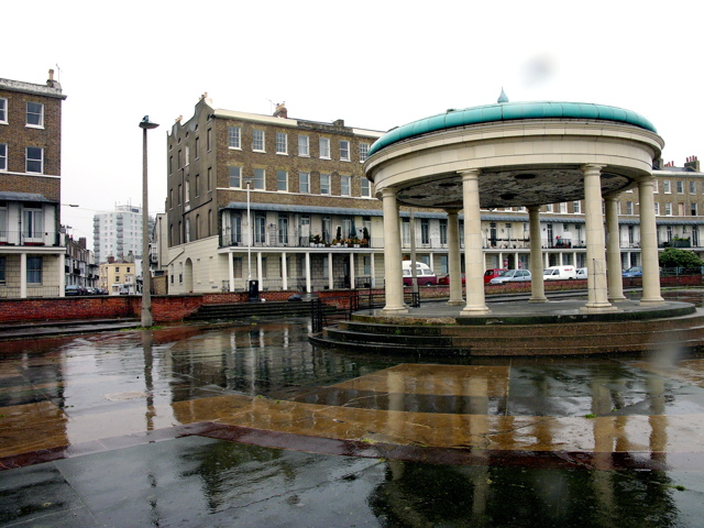 Bandstand at Wellington Crescent