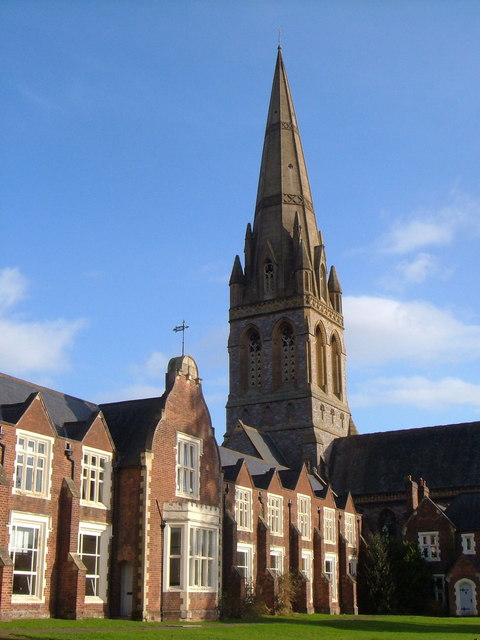 St Michael's church, & Episcopal building, Exeter
