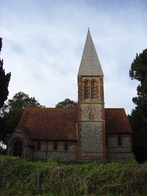 St Mary's, Chute Forest