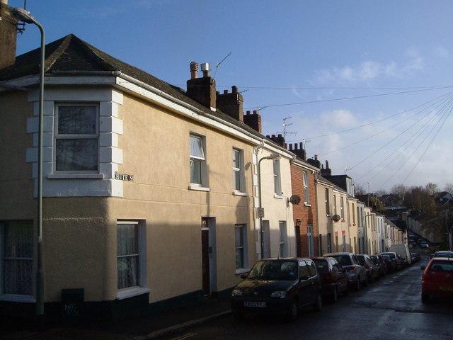 Chute Street, Exeter