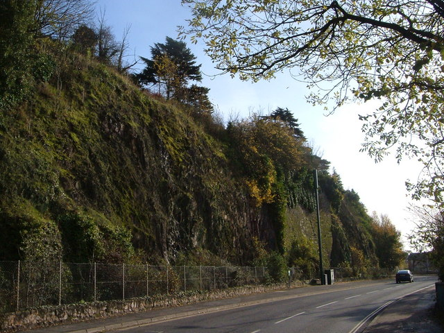 Bonhay Road Cutting, Exeter