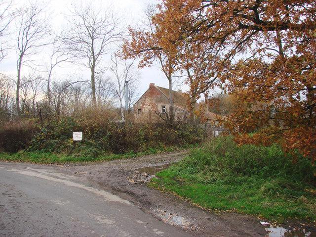 Farmhouse on Haywood Lane