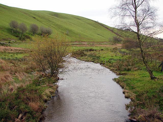 Afon Bidno